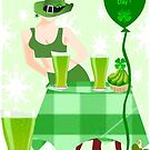 St.Patrick's Day Card ( 859  Views) by aldona