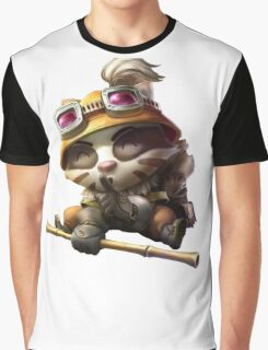 Badger Teemo Graphic T-Shirt