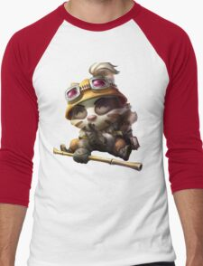 Badger Teemo Men's Baseball ¾ T-Shirt