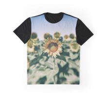 SunFlower Graphic T-Shirt