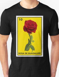 La Rosa de Guadalupe Unisex T-Shirt