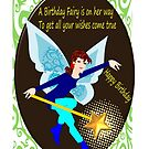 A Birthday Fairy ( 2299  Views) by aldona