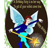 A Birthday Fairy ( 1647  Views) by aldona