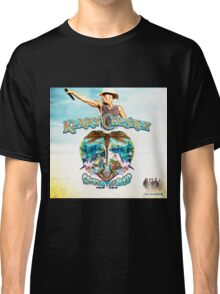 KENNY CHESNEY WITH OLD DOMINION SPREAD THE LOVE TOUR 2016 Classic T-Shirt