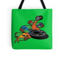 Teenage Wasteland Tote Bag