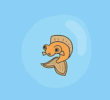 Glubless fish by sempiternifty