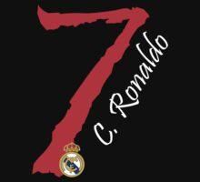 Ronaldo 7 Love by LupaIngat