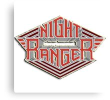 NIGHT RANGER SUMMER TOUR 2016 Canvas Print
