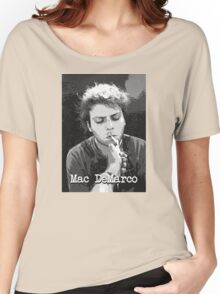 Mac DeMarco No.1 Women's Relaxed Fit T-Shirt