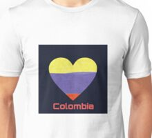 Love Colombia Unisex T-Shirt