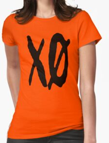 ox funny Womens Fitted T-Shirt