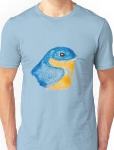 Bluebird Watercolor Unisex T-Shirt
