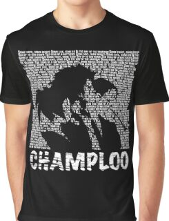 Samurai Champloo - BATTLECRY Graphic T-Shirt