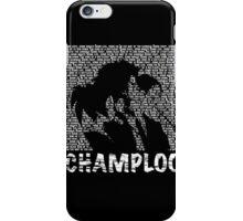 Samurai Champloo - BATTLECRY iPhone Case/Skin
