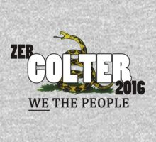Draft Zeb Colter - 2016 by TruthtoFiction