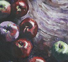 """""""All apples on board, please!"""" by Kobie Bosch"""