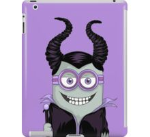MINIONS IN MALÉFICA iPad Case/Skin