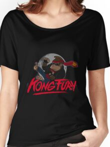 ~ Kong Fury ~ Women's Relaxed Fit T-Shirt