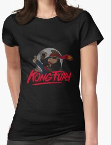 ~ Kong Fury ~ Womens Fitted T-Shirt