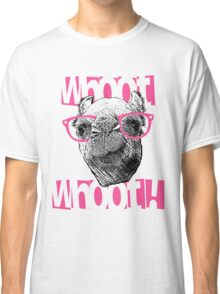 Who Needs to Know! Hipster Camel Hump Day Classic T-Shirt