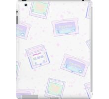 Pastel Cartridges iPad Case/Skin