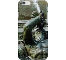 Triton--a Greek God iPhone Case/Skin
