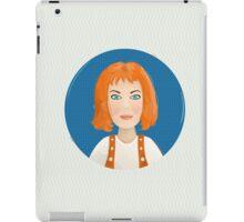 Leeloo - The Fifth Element iPad Case/Skin