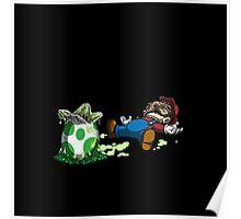 ~ Mario & Yoshi ~ Poster