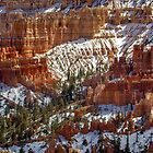 Bryce After The Snow or Chilly Hoodoos by Ken Fleming