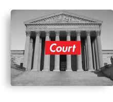 Supreme Court Canvas Print