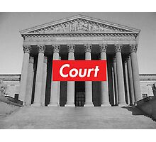 Supreme Court Photographic Print