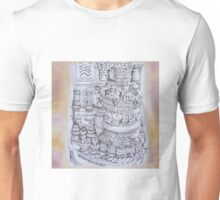 Column. Interior of Convent of Christ window. Convento de Cristo. Tomar Unisex T-Shirt