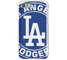 America's Game - Los Angeles Dodgers iPhone Case/Skin