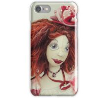 Miss Lily iPhone Case/Skin