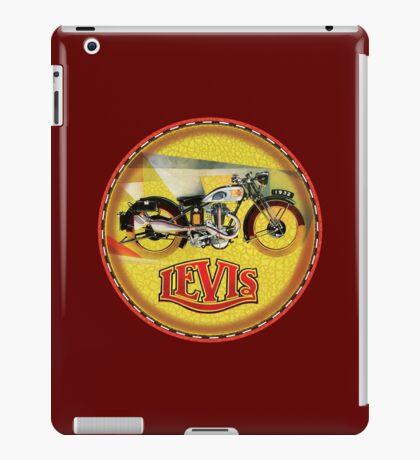 LEVIS Vintage Motorcycles iPad Case/Skin