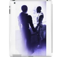 A toys' love story iPad Case/Skin