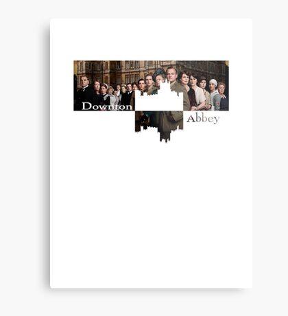 Downton Abbey Metal Print