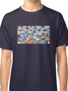 April Squares Classic T-Shirt