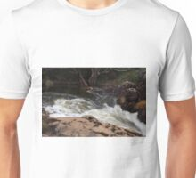 Murray River in a rush Unisex T-Shirt