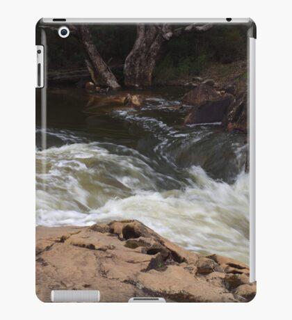 Murray River in a rush iPad Case/Skin