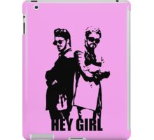 Hey Girl iPad Case/Skin