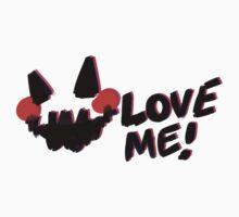 Pokemon - Mimikyu wants love One Piece - Short Sleeve