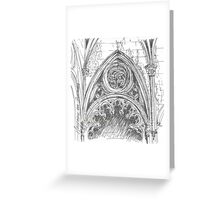 batalha Greeting Card