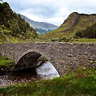 Old bridge in the Highlands by Yukondick