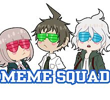 MEME SQUAD by roguehearts