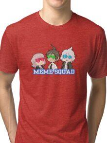 MEME SQUAD Tri-blend T-Shirt