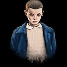 Eleven / 011 - Stranger Things by monica90