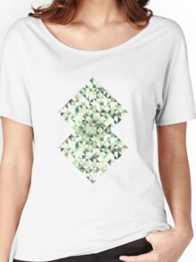 Colorful Triangles II Women's Relaxed Fit T-Shirt