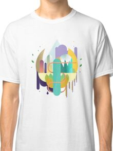 colorful shapes Classic T-Shirt