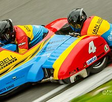 Sidecar motorsport by Full Frame Photography